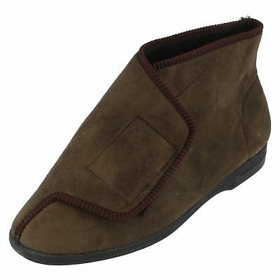 SALE Mens VBK4299 Slipper boots By Balmoral Retail £9.99