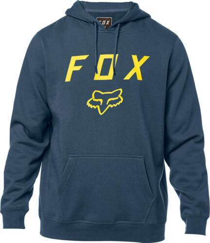 Sweatshirt Hoody Fleece Men Motocross Fox Racing Legacy Moth Pullover Hoodie