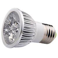 110V 4W JDR E26/E27 Daylight White LED Light Bulb Spotlight 7000K Color Temp