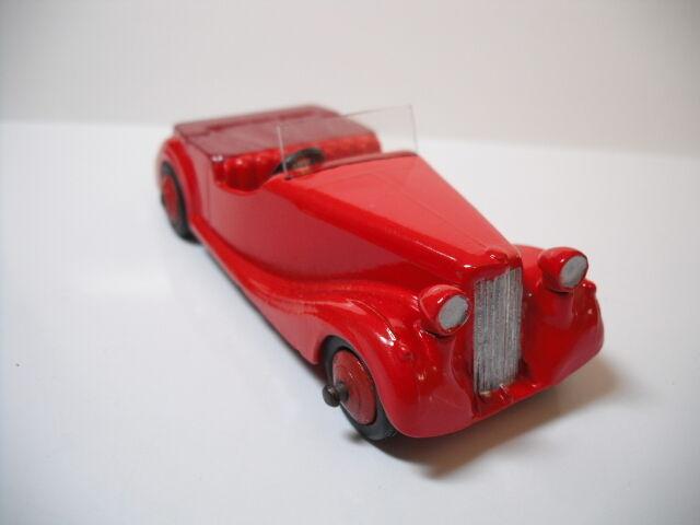 VINTAGE Dinky Toys b SUNBEAM-TALBOT by Meccano Diecast Car. RESTORED