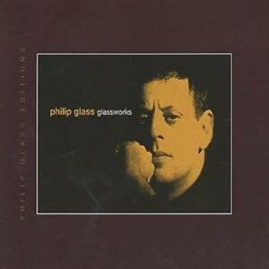 Philip-Glass-Glassworks-CD-2003-NEW-FREE-Shipping-Save-s