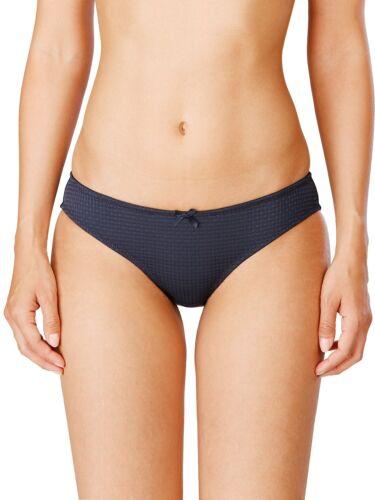 38 bis 44 in Dark Blue NATURANA Damen Bikinislip 4667 Gr