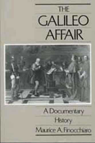 The Galileo Affair: A Documentary History (California Studies in the History of