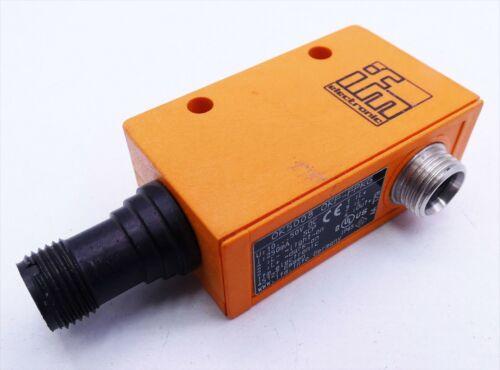 used Ifm Electronic OK5008 OK 5008 OKF-FPKG Fiberoptikverstärker