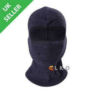 Elko-Chaud-Fleece-Balaclava-Masque-Sous-Casque-Hiver-Chaud-Armee-Style-Neck-Warmer