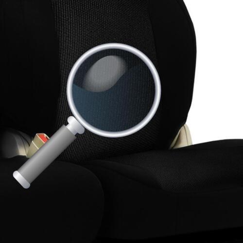 Sitzbezüge Schonbezüge Komplettset Schwarz für Subaru Suzuki Toyota Volvo VW