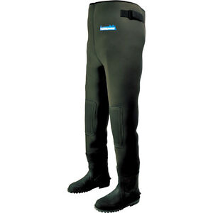 Hardwear-NEW-Neoprene-Bootfoot-Waist-Waders-Fly-Fishing-Trout-Fishing