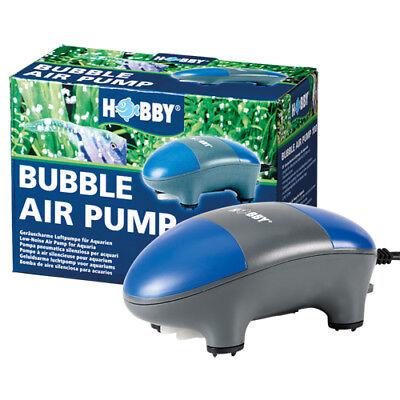 Capace Hobby Bubble Air Pump 400, Per Acquari Da 200 - 400 L- Rinfrescante E Arricchente La Saliva