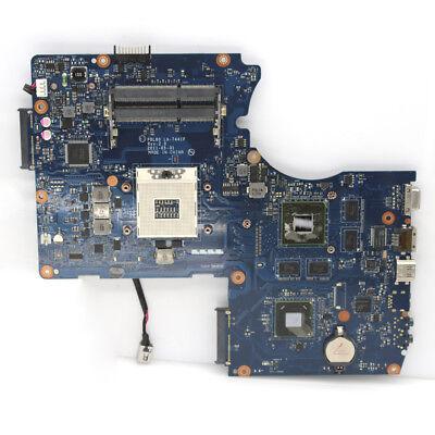 For ASUS K93SM X93SV X93S motherboard PBL80 LA-7441P Rev 2.0 GT540M