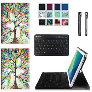 For-Samsung-Galaxy-Tab-A-10-1-with-S-Pen-SM-P580-Bluetooth-Keyboard-Case-Cover