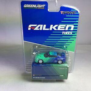 1-64-Tarmac-X-Greenlight-Nissan-Skyline-GTR-R35-FALKEN-Special-Edition-51132