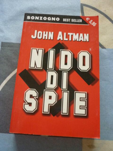 NIDO DI SPIE JOHN ALTMAN