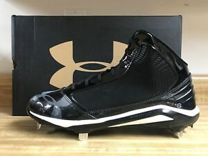 Brand New Under Armour Ua Yard Mid St Baseball Cleats