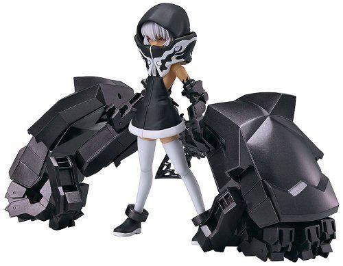 Nuevo Figma 198 Negro Shooter Fuerza Tv Animación Versión Figura Max Factory