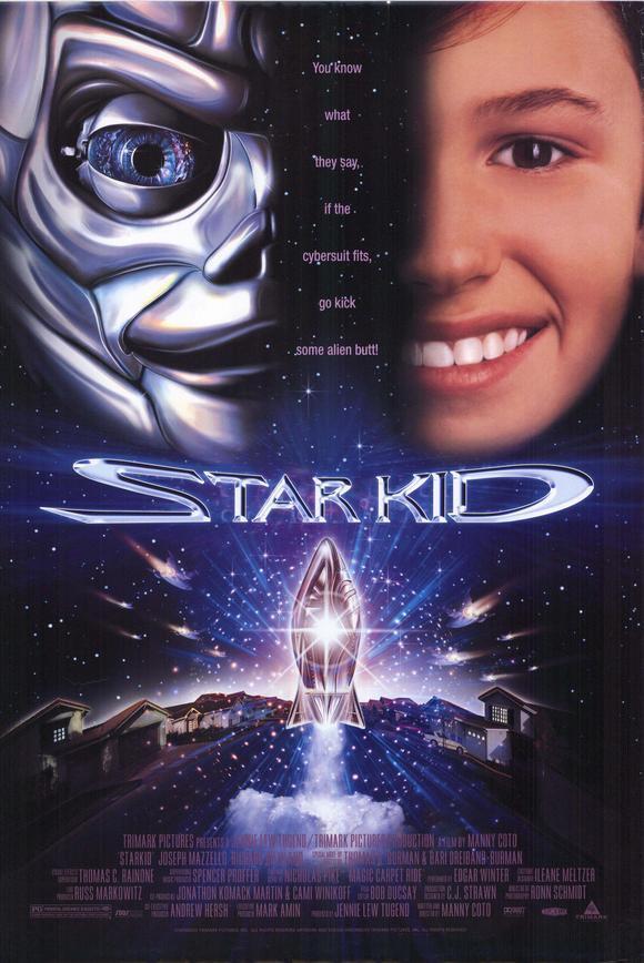 Star Kid Movie Poster 27x40 Joseph Mazzello Alex Daniels Richard Gilliland Joey For Sale Online Jean plays aunt audrey, who. ebay