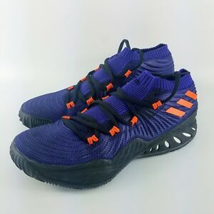newest 3f75d 331b5 Image is loading adidas-Crazy-Explosive-Low-2017-Dragan-Bender-Purple-