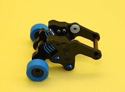 Assembled Dual Wheel Wheelie Bar RC Car Parts For Traxxas Erevo E-revo 2.0 1//10