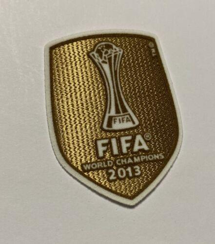 Club WM 2013 Winner Patch