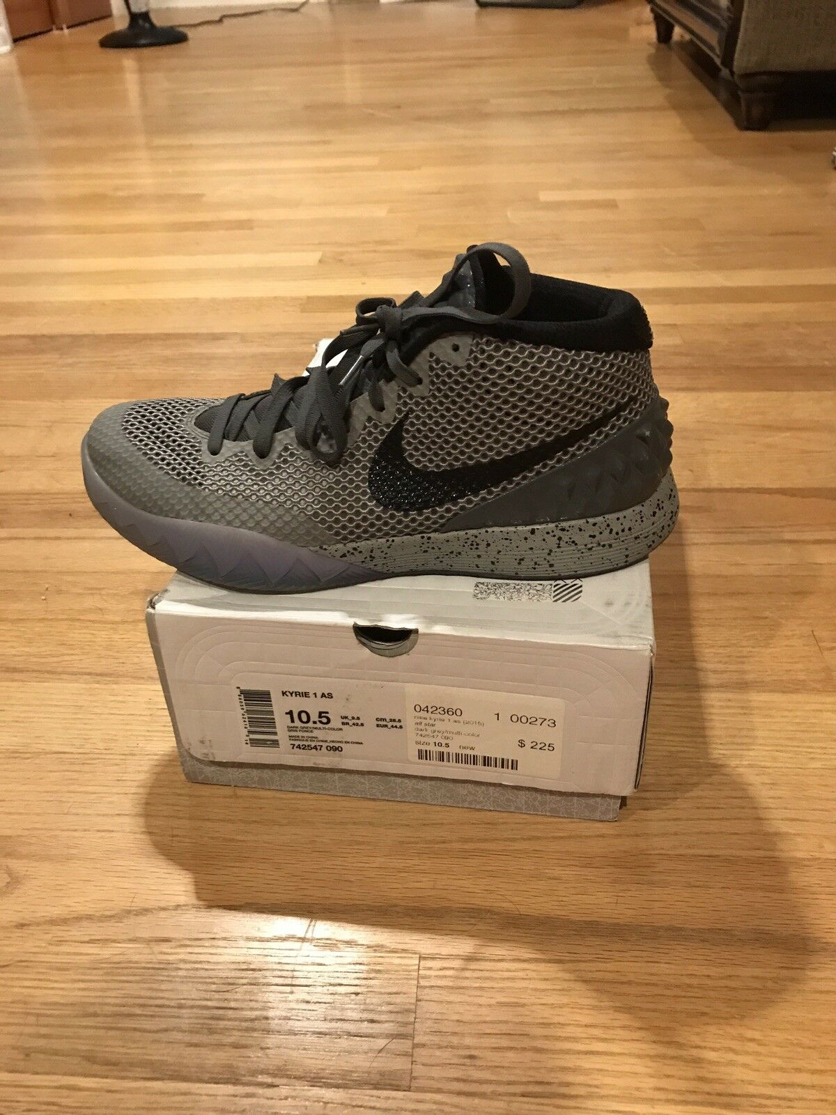 Kyrie 1 all star Size 10.5