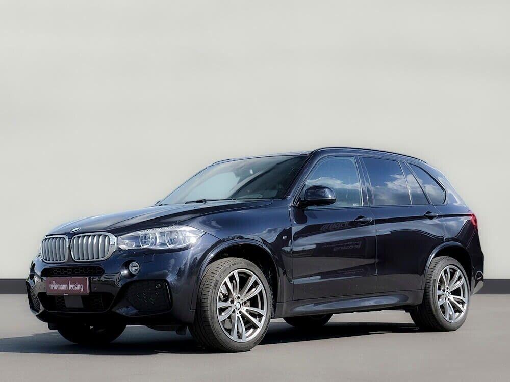 BMW X5 3,0 xDrive40d M-Sport aut. 5d - 3.995 kr.