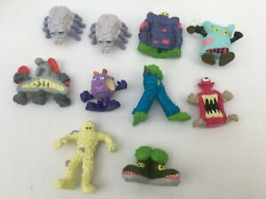 Retro-Thingz-That-Go-Bump-In-The-Night-1997-Vintage-Figure-bundle