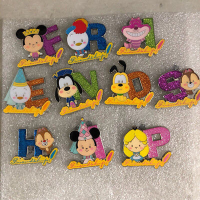 Second Anniversary limited Disney Pin Minnie Mouse Shanghai Disneyland park