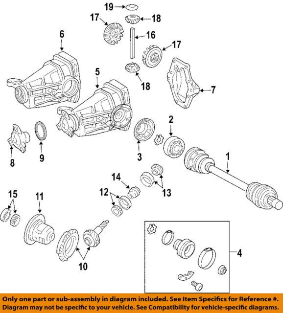 Sensational Axle Shaft Seal Mopar 5114258Aa Fits 04 08 Chrysler Crossfire Ebay Wiring 101 Israstreekradiomeanderfmnl