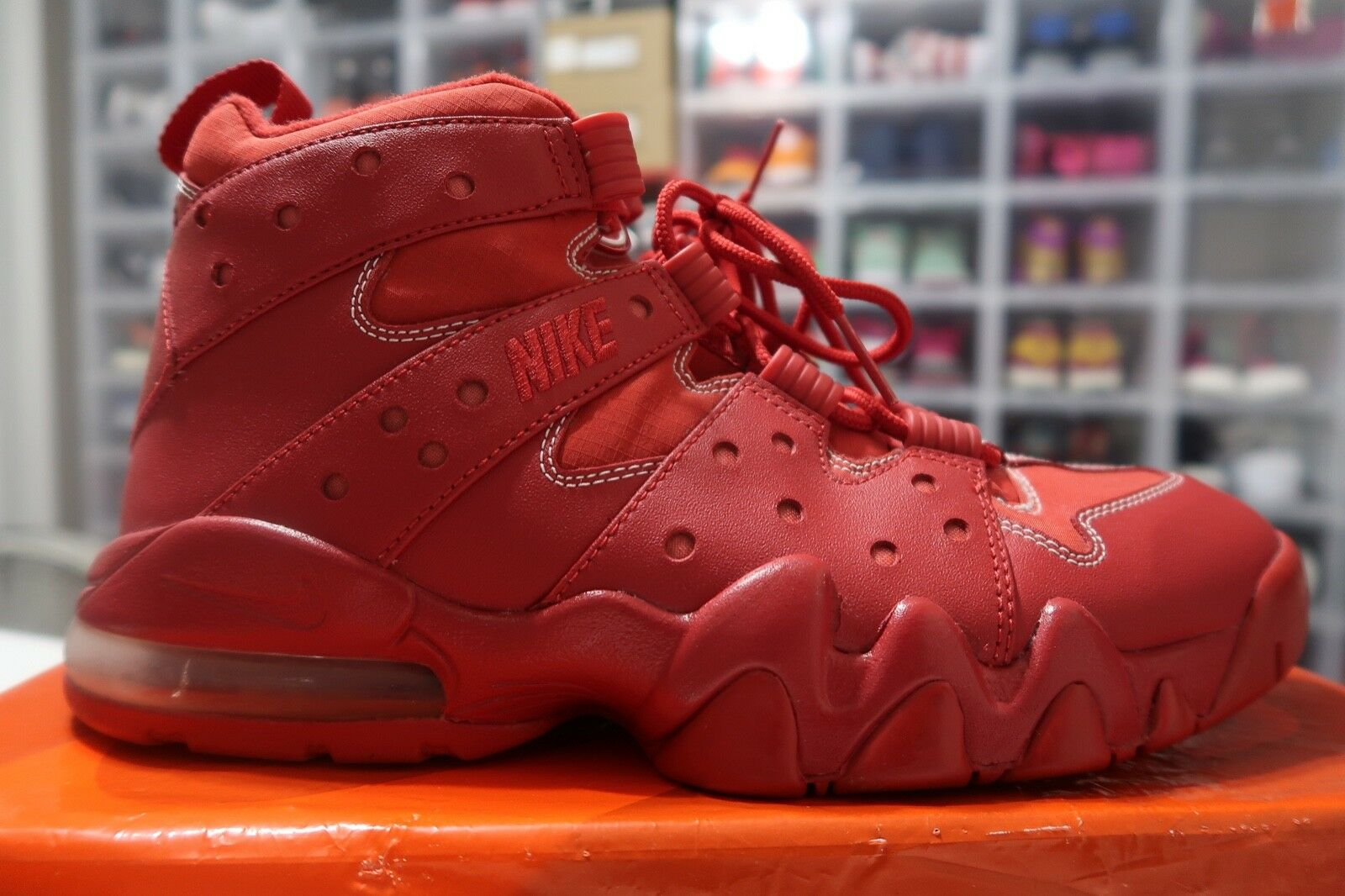 Nike Air Max Cb2 94 House of Hoops Exclusive  Ripstop  Sze 11 416189 661  RARE