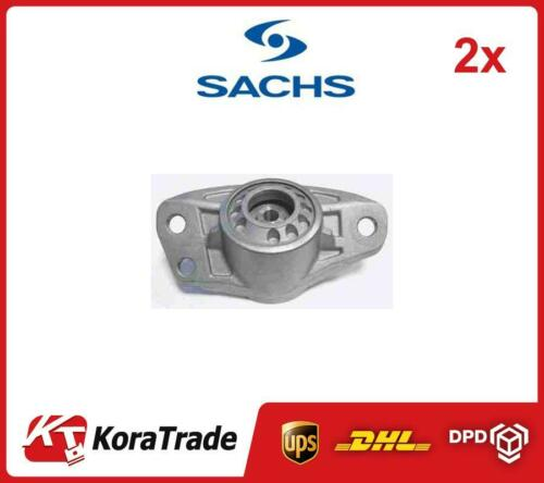 2x 802382 SACHS REAR SHOCK ABSORBER TOP MOUNT CUSHION SET