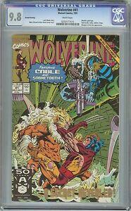 Wolverine-41-2nd-print-Gold-logo-NM-CGC-9-8-White