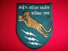 ARVN Special Forces BIET KICH QUAN DONG TRE Vietnam War Patch