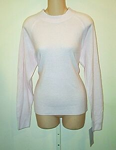 e07c0a96e7 Image is loading Mercer-Street-Studio-NWT-Pink-Mock-Turtleneck-Sweater-