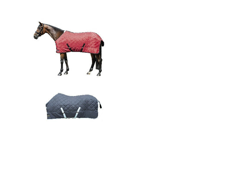 HKM - 200gm  Stable Rug - Horse Rug - Sizes From 5'3  Up To 7'3 . FREE DELIVERY  your satisfaction is our target