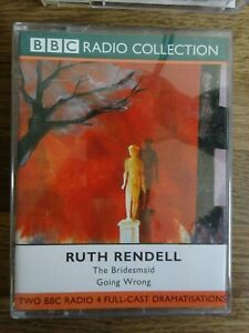 Ruth-Rendell-The-Bridesmaid-Going-wrong-2-cassette-audio-book