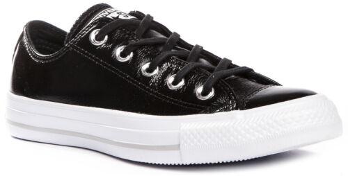 Star Patent Neu Taylor Converse Chuck Schuhe Damen Leather All 558002c Sneaker 4R35AjL