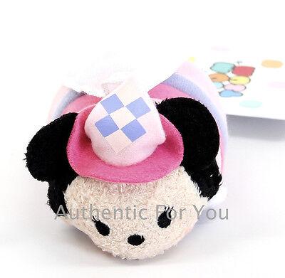NEW Authentic US Disney Parks Fantasyland Set PRINCESS MINNIE MOUSE Tsum Tsum