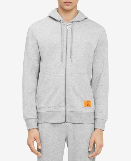 Mens Hoodie Sweatshirts Long Sleeve Zipper Pullover Tops,Gray,M