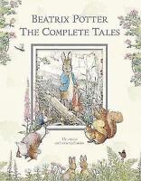 Beatrix Potter The Complete Tales: The 23 Original Tales, Good, Beatrix Potter,