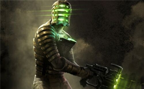 """Dead Space DS 3 Game Wall Poster 21/""""x13/""""  D314"""