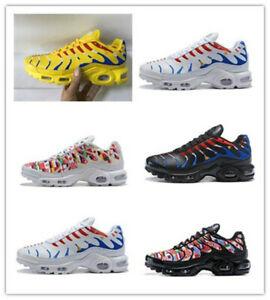 Womens-Mens-TN-Vapor-Running-Shoes-Air-Cushion-VM-Metallic-Trainer-Sneaker