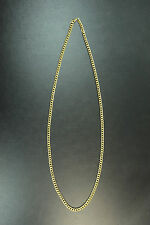 LONG CHIC GOLD CHAIN NECKLACE FOR MEN AND WOMEN (CL12)