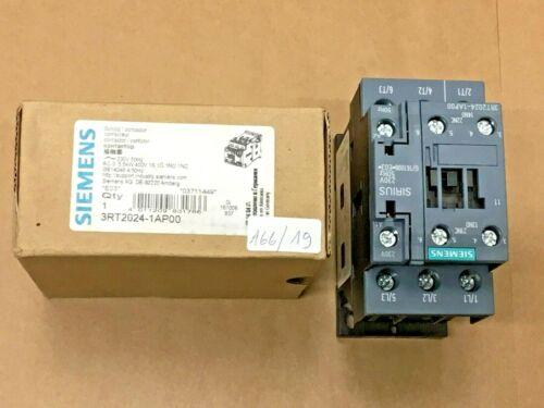 Siemens  3RT2024-1AP00          Schütz                                   166//19