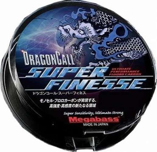 Megabass Flugoldcarbon Line Dragon Call Super Finesse 80 m 2 lb F S from JAPAN