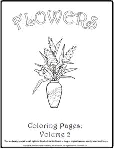 Details Zu Malbuch 53 Malvorlagen Blumen Nr2 Ausmalbilder Als Pdf Kinder Malen