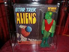 1974 Mego Star Trek Neptunian (Rare)(Comes with $50 Display Case)Reduced