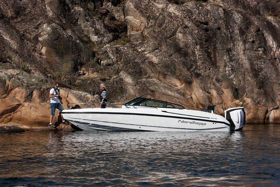 Nordkapp Avant 705, Motorbåd, årg. 2021