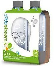 Artikelbild SodaStream Wasser Zu-/Aufbereiter-Zubehör PET-Flasche 1 Liter Duopack