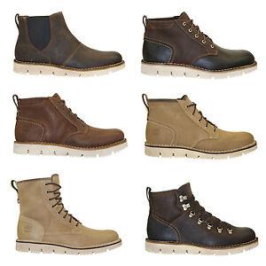 Timberland-westmore-Chukka-chelsea-boots-botines-zapatos-de-cordones-de-hombre