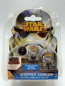 Star Wars Rebels Chopper Earbuds