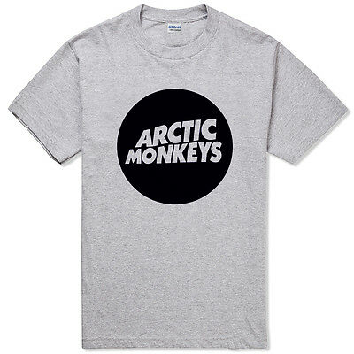 Arctic Monkeys-Circle rock band music indie punk unisex t-shirt